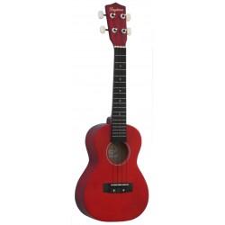 Ukelele Concert DAYTONA Rojo UK241R
