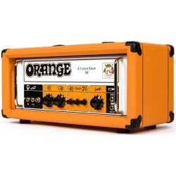 AMPLIFICADOR CABEZAL PARA GUITARRA ORANGE Custom Shop 50