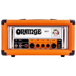 AMPLIFICADOR CABEZAL PARA GUITARRA ORANGE OR15H