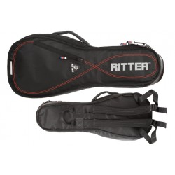RITTER FUNDA / ESTUCHE / PARA INSTRUMENTO DE CUERDA RITTER RGP2 U UK SOPRANO NEGRO