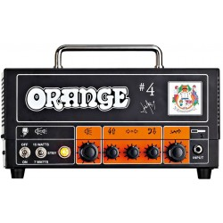 AMPLIFICADOR CABEZAL PARA GUITARRA ORANGE Jim Root Terror