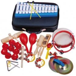 PACK DE PERCUSION DE MANO OQAN QPP-17 Pack Percusión