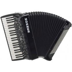 ACORDEON DE PIANO CROMATICO HOHNER AMICA IV 120 NEGRO