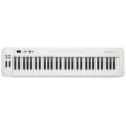 TECLADO MAESTRO / CONTROLADOR MIDI SAMSON CARBON 61
