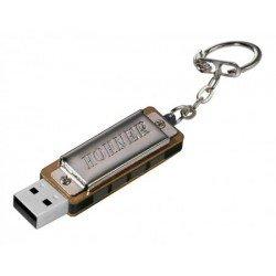 HOHNER USB MINI HARP CON LLAVERO