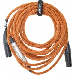 twister cable mic 6m xlr