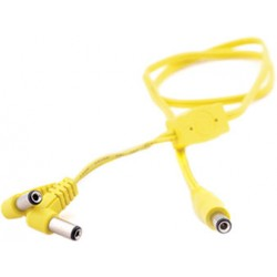yelow doubler cable 55 cm