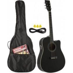 Pack Guitarra Eléctroacústica Tenson