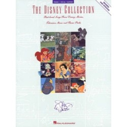 DISNEY. THE DISNEY COLLECTION (PVG) HAL LEONARD