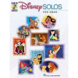 Disney Disney Solos (oboe) +CD