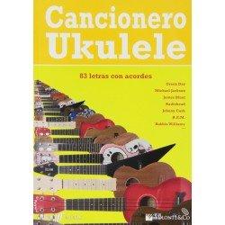 Varios. Cancionero Ukelele Internacional