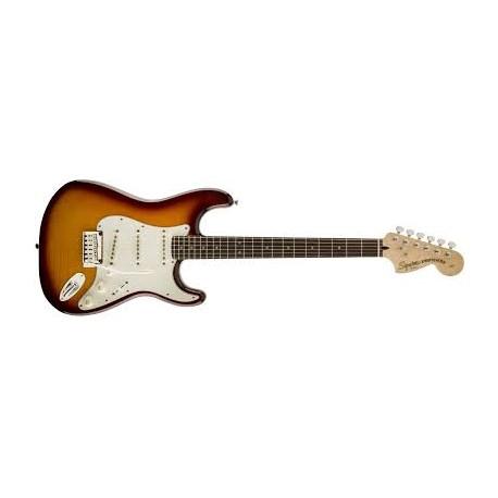 Fender Squier Standard Strat FMT AMB