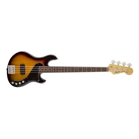 Bajo Fender Squier Dimension Deluxe IV RW 3TS