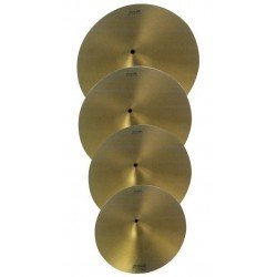 "Plato ""JINBAO"" Brass H Splash 12"