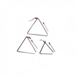 """Triángulo """"JNBAO"""" de 15 cms."""