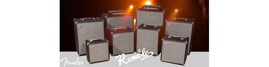 Amplificación de guitarra y bajo