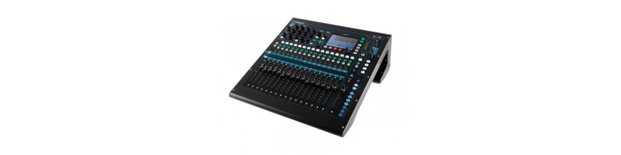 03.03 - Mesas de mezclas para directo/monitores