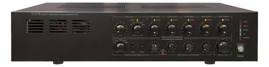 03.11 - Mezcladores/Amplificadores
