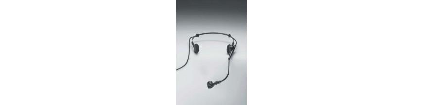 07.09 - Micrófonos headset