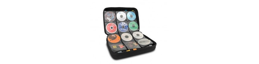 FUNDA / ESTUCHE PARA CD'S /LP'S/DVD'S