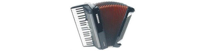 ACORDEON DE PIANO CROMATICO