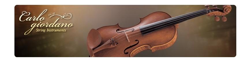 CARLO GIORDANO (Cuerda) | Musical ADN