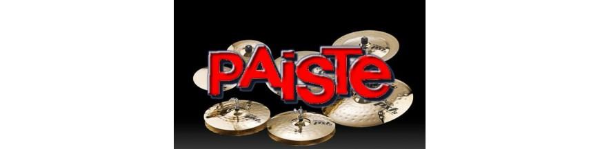 PAISTE (Platos)