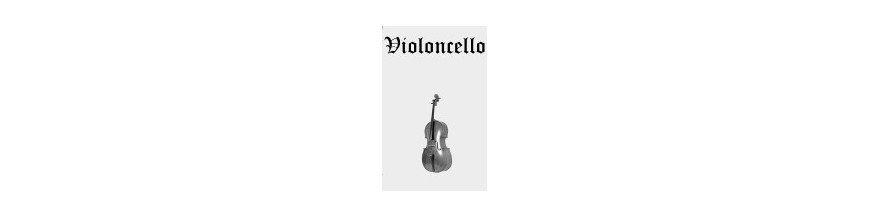 libros y métodos para cello