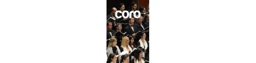 libros y métodos para coro