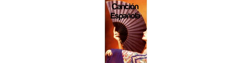 libros de Canción Española