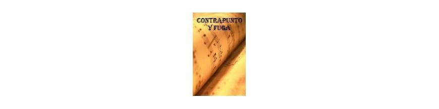 libros y métodos Contrapunto y Fuga