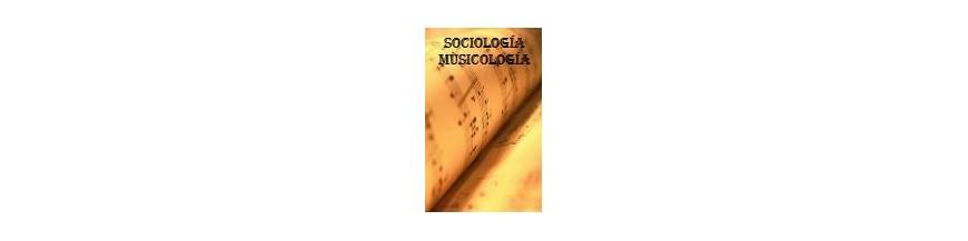 libros y métodos de Sociología y Musicología