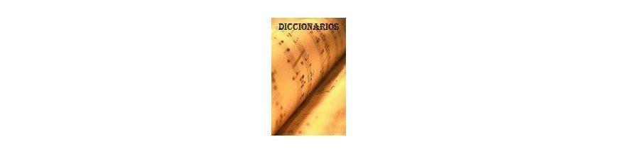 Dicionarios atlas y guñías de la música