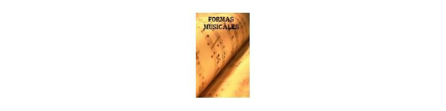 libros y métodos de Formas Musicales