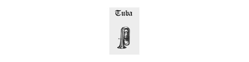libros y métodos para tuba y bombardino