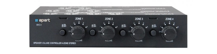 16.19 - Controladores de volumen