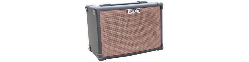 EK AUDIO (Amplificadores)