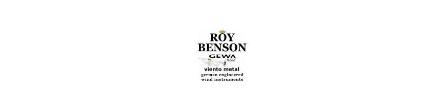 Instrumentos de Viento Metal Roy Benson