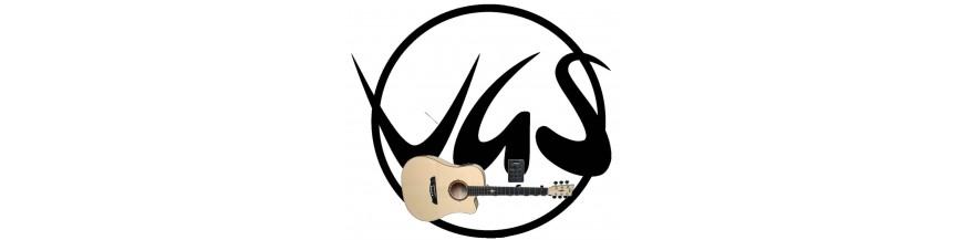 Guitarras Acústicas VGS