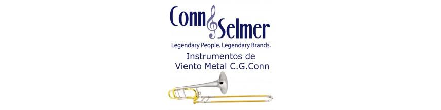 Instrumentos de Viento Metal C.G.Conn