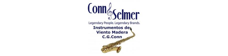 Instrumentos de Viento Madera C.G.Conn