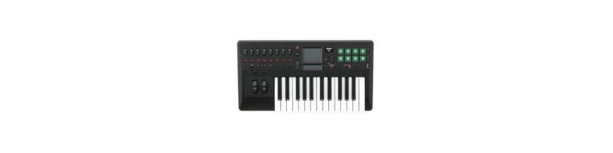 CONTROLADOR DE INSTRUMENTO A MIDI