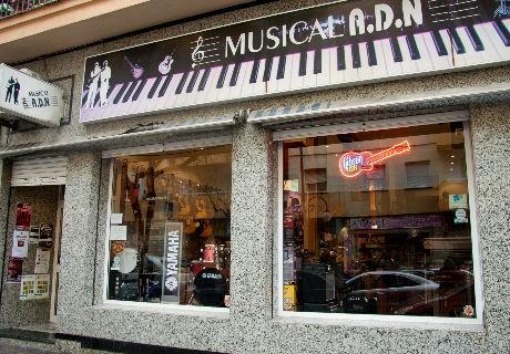 Musical ADN Sonido Fuengirola